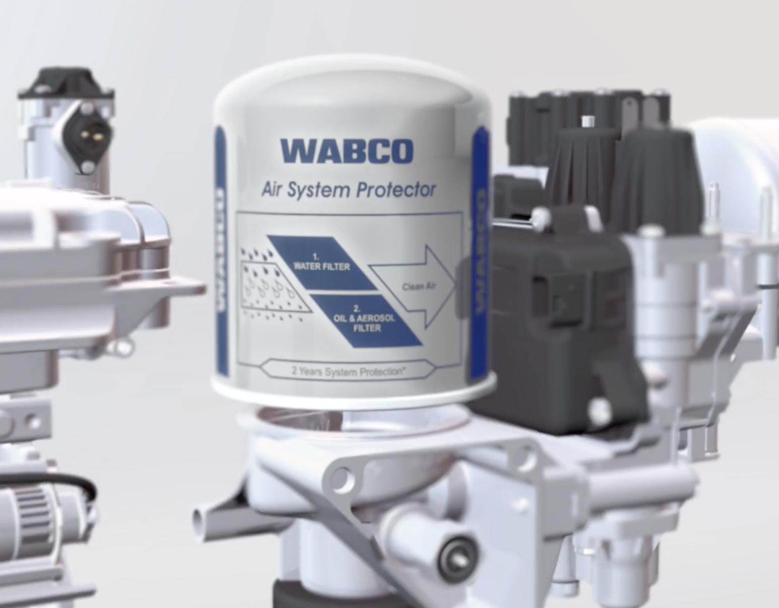 Wabco 3D Visualisierung