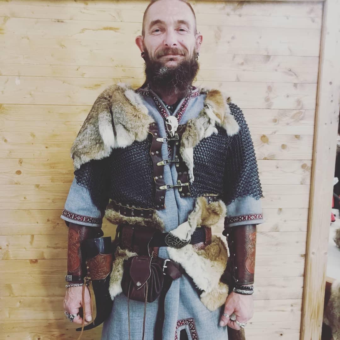 redingote viking