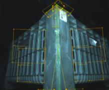 Lince K1200 Scanning