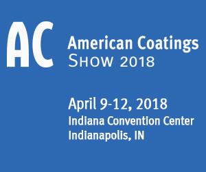 American Coatings Show 2018