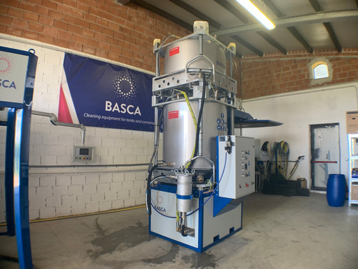 BascaLC - Solvent Cleaning Machine