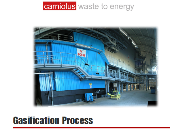 Carniolus - Gasification KIV
