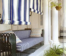 outdoor seating- luxury
