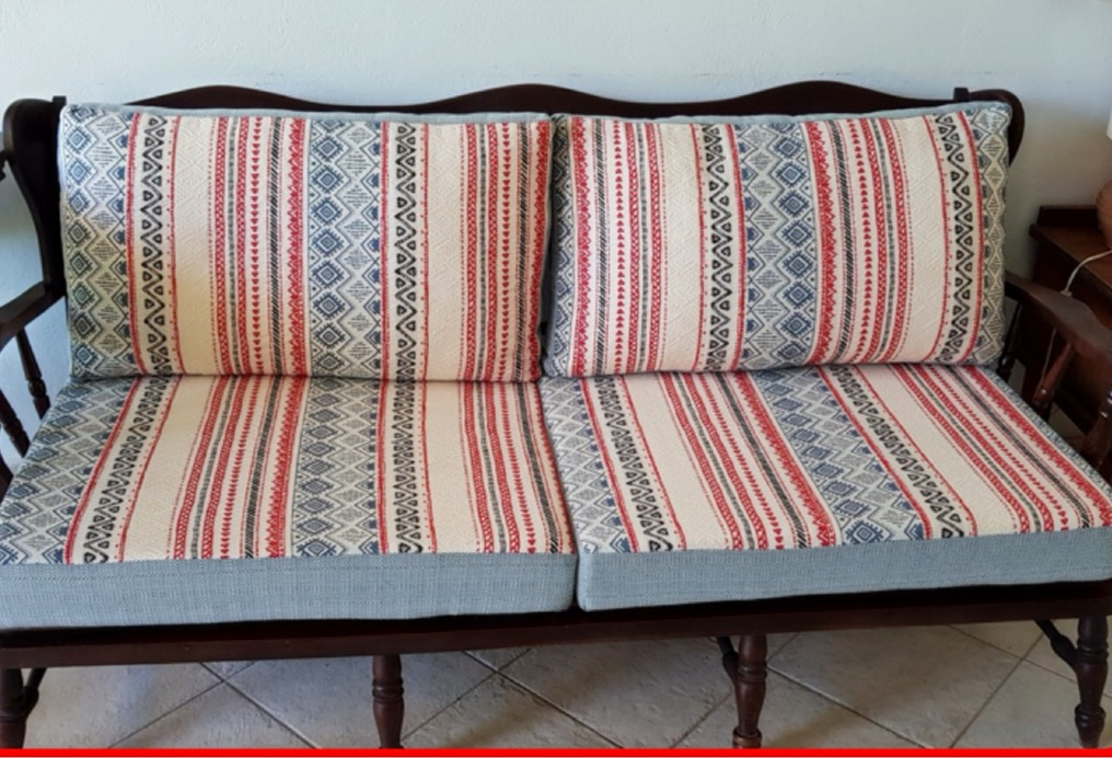 tribal pattern seat cushions