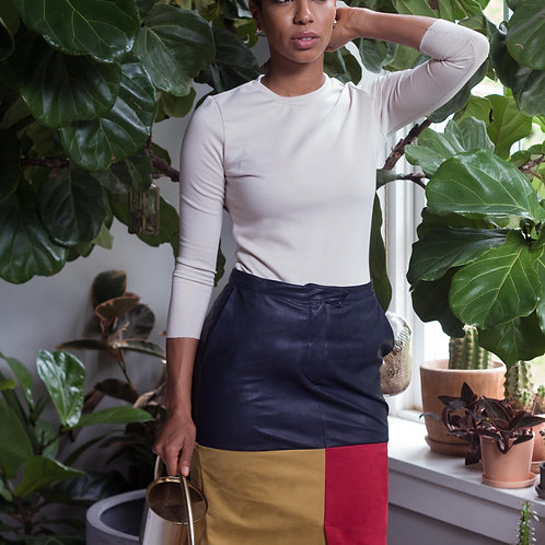 The OutSpoken Skirt
