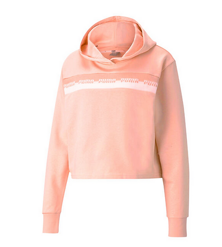 Amplified Cropped Hoodie T 585909-026