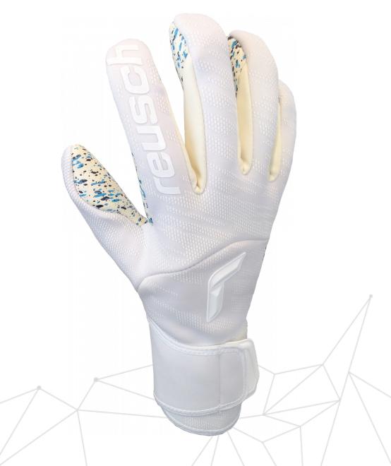Reusch Pure Contact Totalwhite Fusion TW Handschuhe 5170909-1100