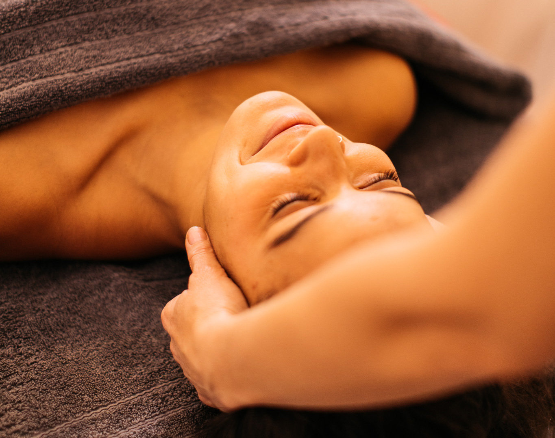 Head and Scalp Massage