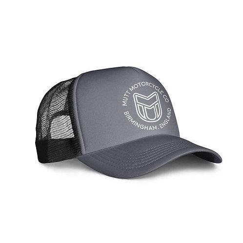 Mutt Icon Cap Grey