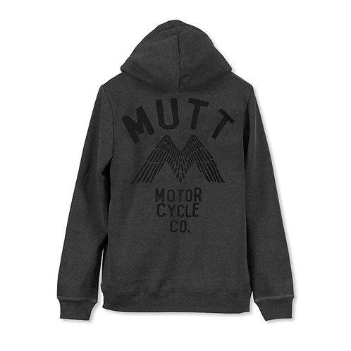 Mutt Wings Hood Sweat