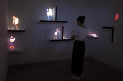 2018第三期台北國際藝術村 展覧会参加