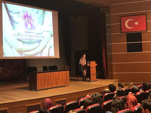 Bahçeşehir Üniversitesi'nde Merhamet Odaklı Terapi