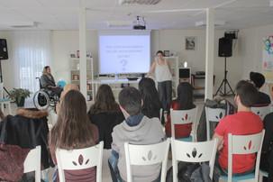Bahçeşehir Üniversitesi Öğrencileri İçin Gönüllülük Semineri