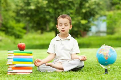 Bir mindfulness egzersizi olarak; Uzay ile Sohbet