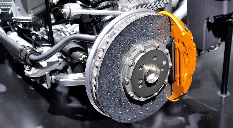 Brakes, Chassis
