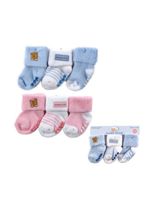 Newborn socks 3 pack #23000