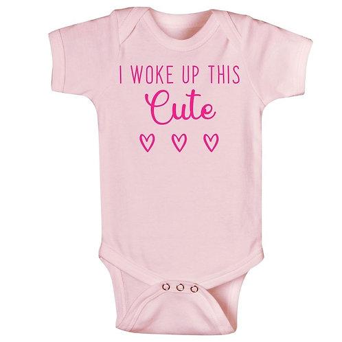 I Woke up this Cute #PO265