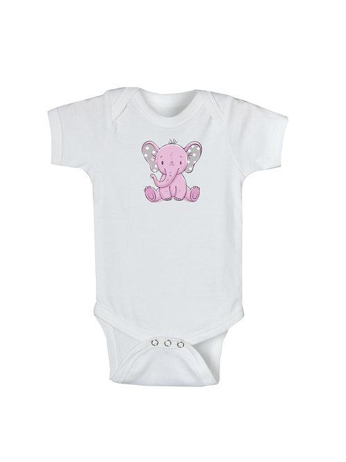 Pink Elephant #WO426