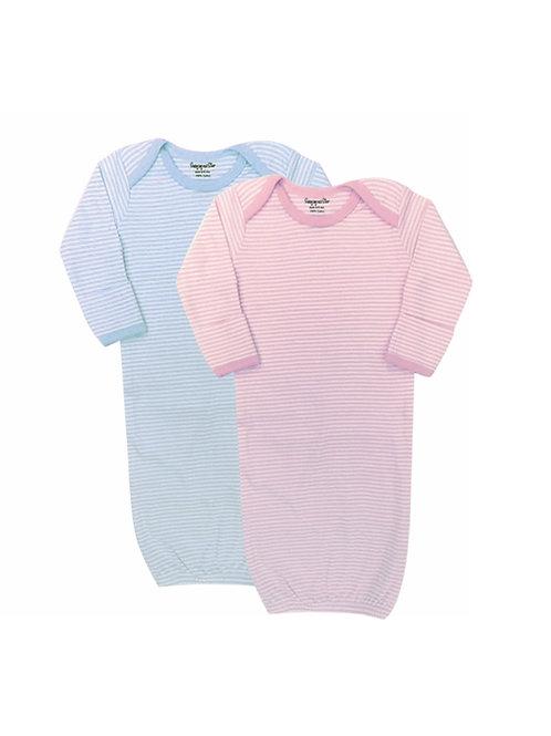 Stripe Gowns #95 & #96
