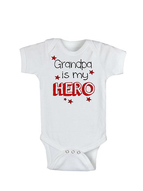 Grandpa is my Hero #WO431