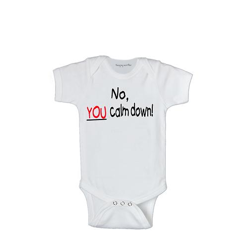 No YOU calm down #WO115