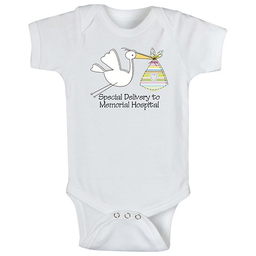 Stork / Special Delivery(Your Hospital Name)