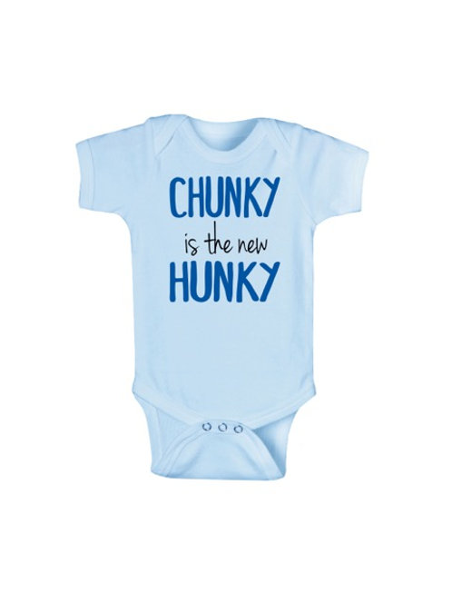 Chunky is the new Hunky #BO241