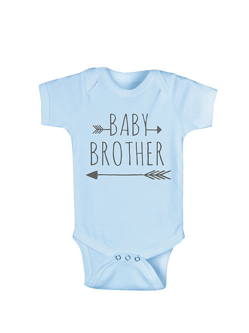 Baby Brother Arrows Onesie #BO369