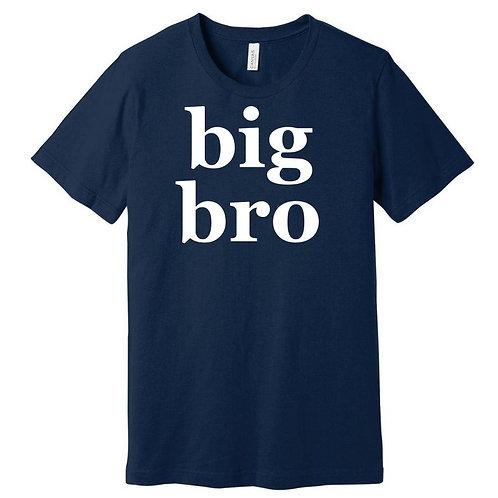 Big Brother Navy T-shirt #364