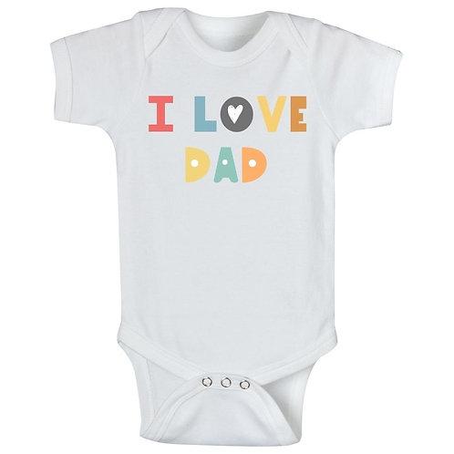 I Love Dad #WO262