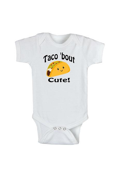 Taco 'bout Cute! #WO125