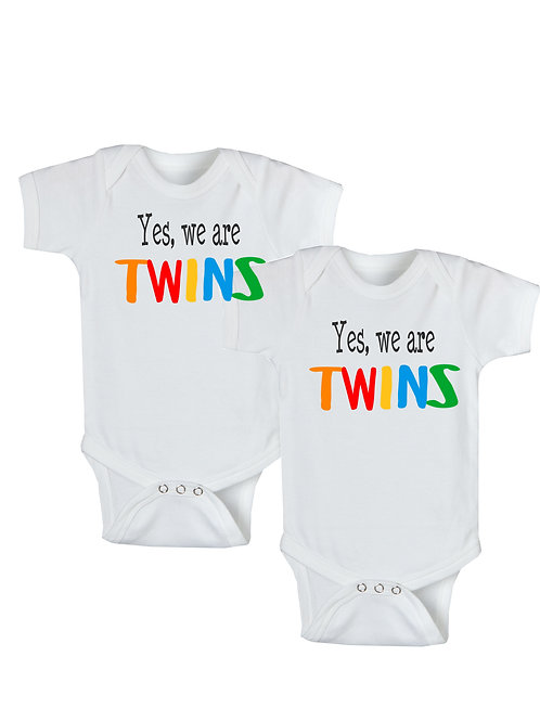 Yes, we are twins #WO258