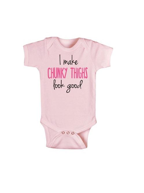 I Make Chunky Thighs...#PO294