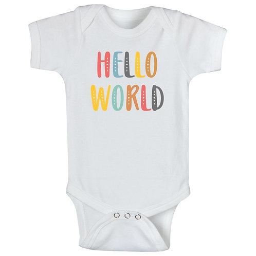 Hello World... #WO101