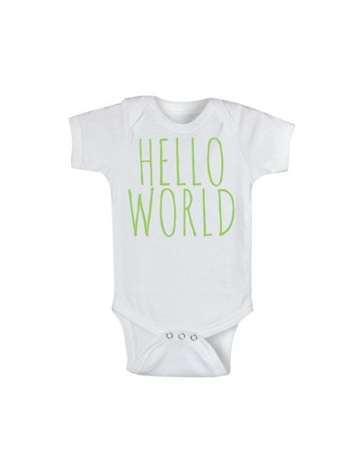 Hello World #WO139