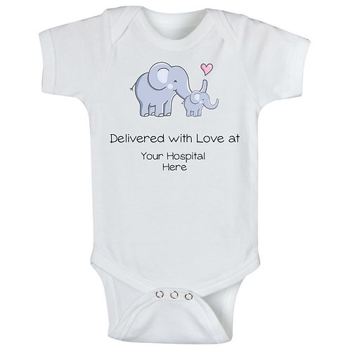 Elephants with Heart (Your Hospital Name)