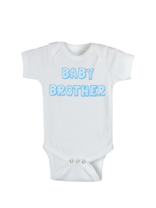 Baby Brother Dots #WO453