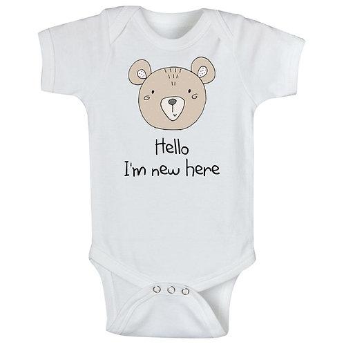 Bear - New Here #WO200