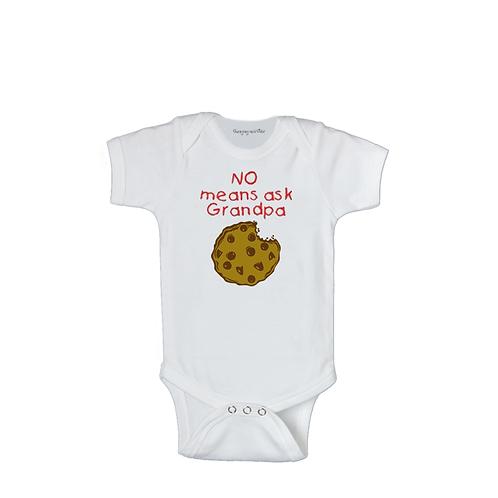 No means ask Grandpa #WO295