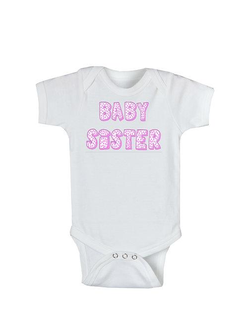 Baby Sister Dots #WO454