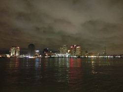 New Orleans from the Ferry