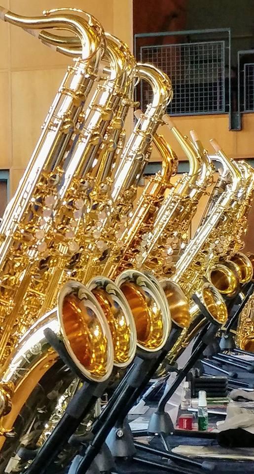 Successful Weekend of Saxophone
