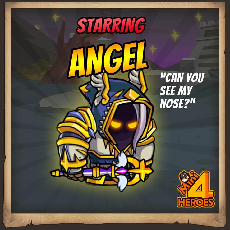 Angel   Mini 4 Heroes