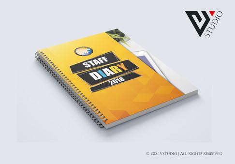 Staff Diary (Draft)