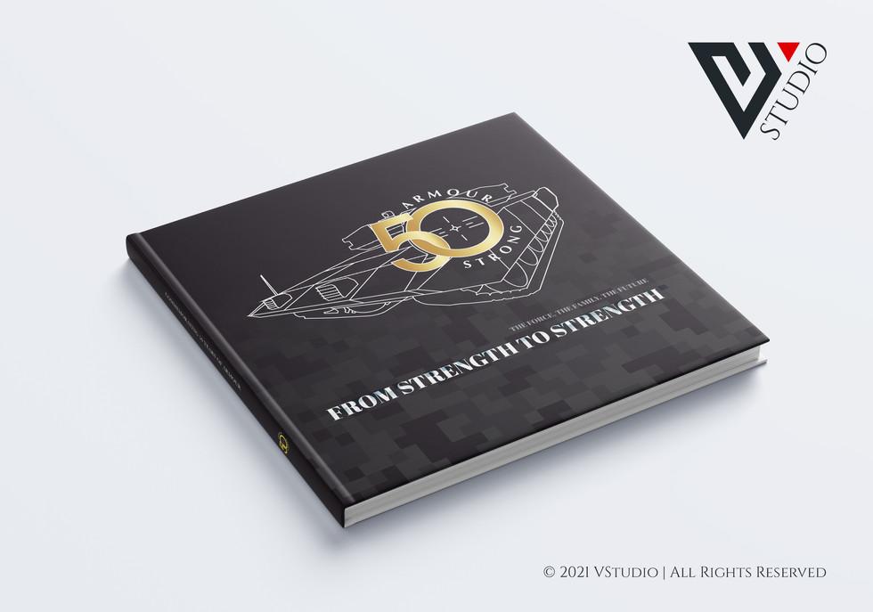 SAF Armour 50th Anniversary Book