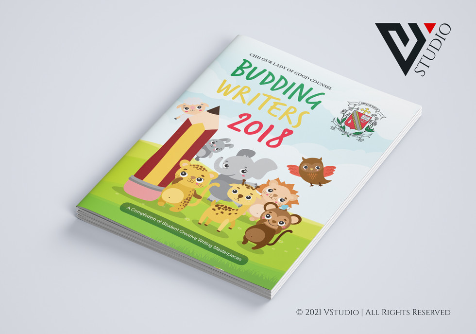 CHIJ Composition Book