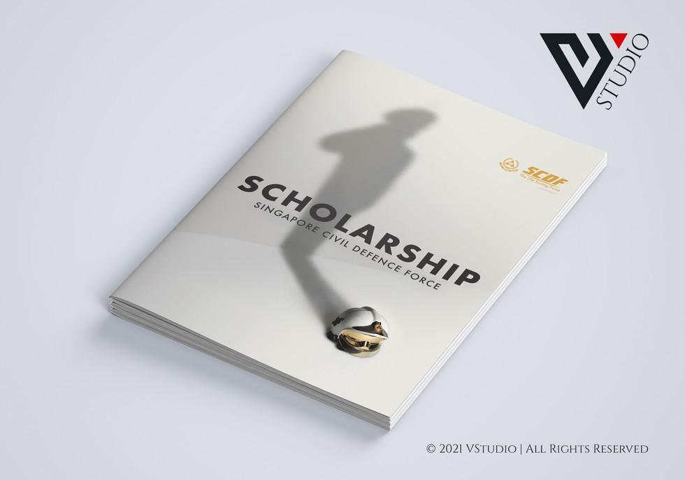 SCDF Scholarship Booklet