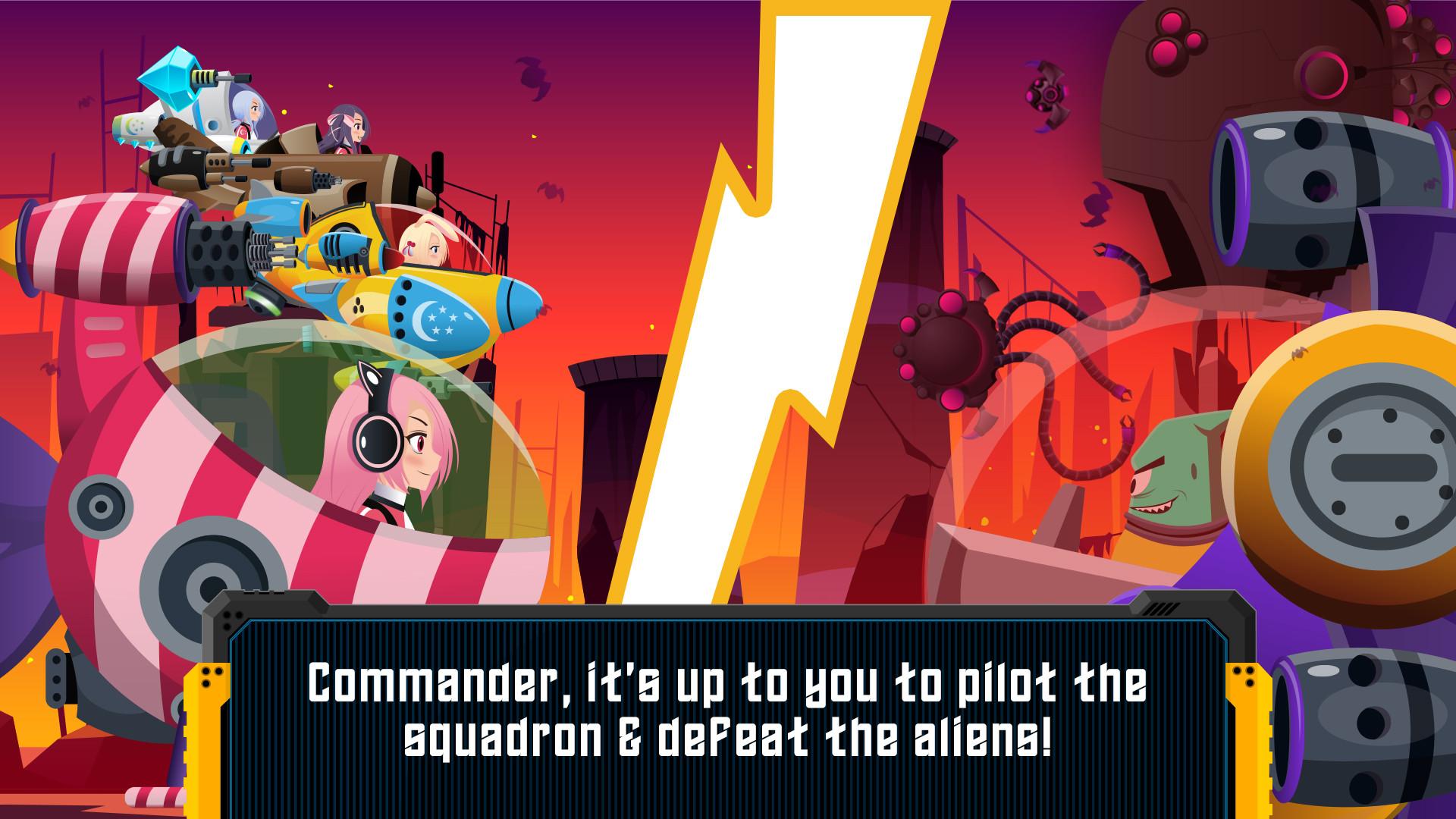 SG Battle Angels vs Aliens