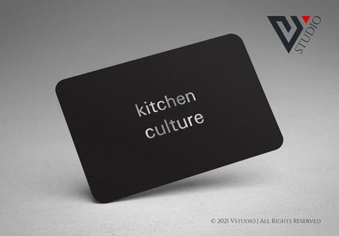 Kitchen Culture Namecard