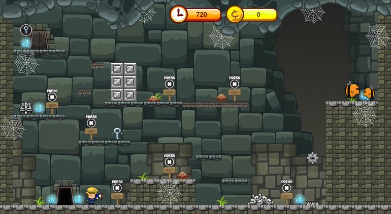 Escape Game Screenshot1